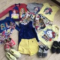 Одежда для девочки на рост 110-125, в Москве