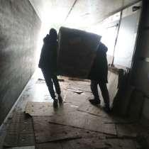 Перегрузка сломанных и улетевших фур, в Перми