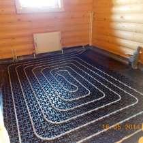 Монтаж систем отопления водоснабжения канализации, в Обнинске