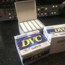 Mini DV кассеты, в Москве