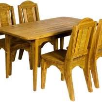 Мебель из состаренного массива сосны, в Шахунье