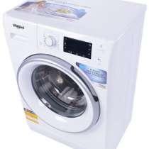 Продаю новую стиральную машину узкая Whirlpool FWSD81283WCV, в Ульяновске