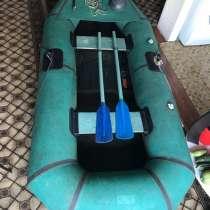 Лодка омега - 21, в Верхней Пышмы