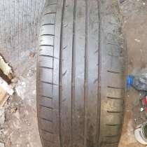 К-т шин б/у Bridgestone Dueler HP Sport 225/55/R18, в Москве