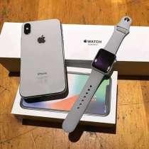 Apple IPhone X 256GB + Apple Watch, в г.Vuollerim