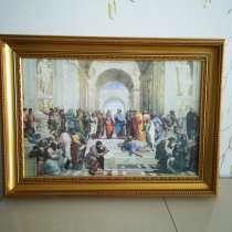 Фарфоровая картина, в Москве