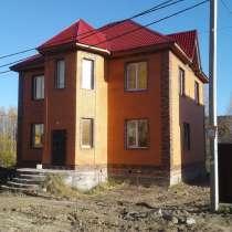 Коттедж на квартиру или авто, в Новосибирске
