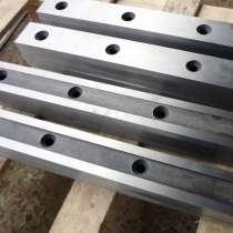 Нож гильотинный 540*60*16мм НА 3121. Ножи для резки металла:, в Волоколамске