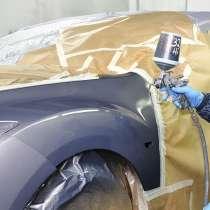 Покраска авто в короткие сроки, ремонт бамперов, антикор, в г.Пружаны