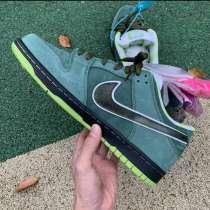 Nike sb dunk green lobster, в Самаре