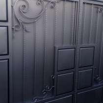 Ворота из металла изготовим, в Новосибирске