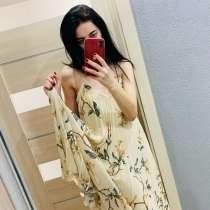 Платье шифоновое миди mango, в Брянске
