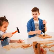 Столярная мастерская для мальчиков, в Самаре