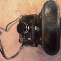 Советский фотоаппарат ФЕД5С, в Вологде