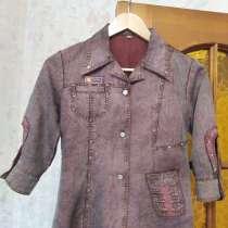 Подростковая стильная блузка, в Новокузнецке