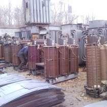 Трансформаторы железо сталь б/у а также масло, в Новосибирске