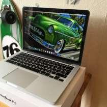 MacBook Pro 13 mid 2014 идеальный, в Москве