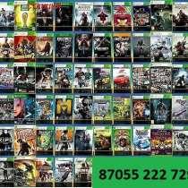 Игры для Xbox 360 Sony PlayStation 2, в г.Алматы