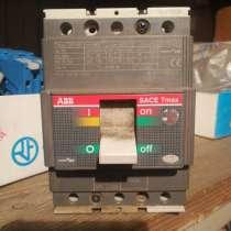 Продам Автоматический выключатель АВB 160А, в Томске