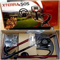 Металлоискатель Minelab X-Terra 505, в Санкт-Петербурге