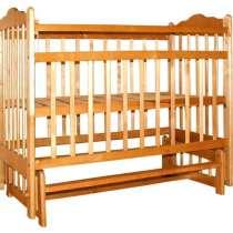 Кроватка-маятник продаётся, в Бузулуке
