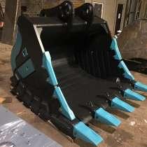 Скальный сверхусиленный ковш для экскаваторов, в Самаре