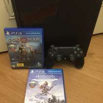PlayStation 4 slim 1 tb, в Москве