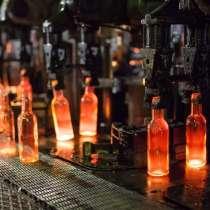 Стеклянные бутылки оптом, водочная, штоф, фляжка, укупорщик, в Новосибирске