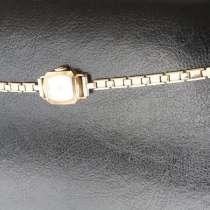 Женские золотые часы из качественного золота, в г.Баку