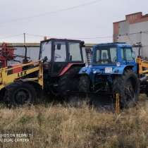 ЮМЗ 8244/ МТЗ-82, в Екатеринбурге
