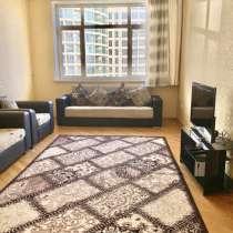Продается 2-х комнатная квартира на улице Самеда Вургуна, в г.Баку