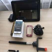 Планшет, телефон, смартфон, монопад, селфи-палка, в Новосибирске