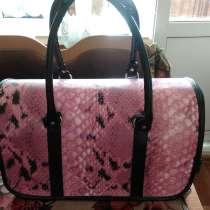 Продам сумку переноску для кошки, в Хабаровске