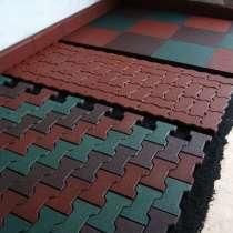 Модульная плитка из резиновой крошки по доступной цене, в Екатеринбурге