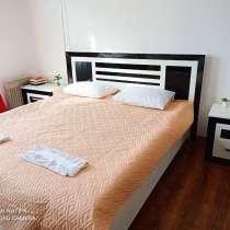 Центре Баку сдается суточно 2-х комнатная квартира, в г.Баку