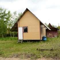 Дача 60 м² на участке 12 сот, в Куровском