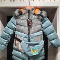 Куртка пуховик на девочку, в Тюмени