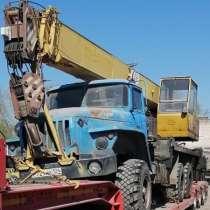 Продам автокран 25тн-22м, Ивановец, Урал, 2008 г/в, в Нижнем Новгороде