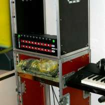 Case Tonstudio Rack-System Flightcase PA Rack Kiste, в г.Фёльклинген