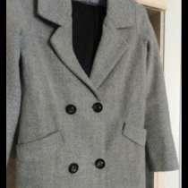 Пальто демисезонное 46-48 размера, в Твери