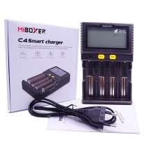 MiBoxer C4 - умное зарядное устройство с тестом в 4-м слоте, в г.Гомель
