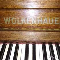 Фортепиано G. Wolkenhauer, в Самаре