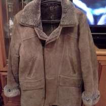 Дублёнка мужская, размер 50, цена 3000, в Электрогорске
