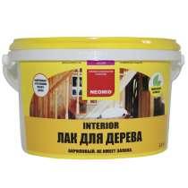 Лак акриловый для древесины NEOMID Interior, в Новосибирске