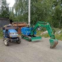 Услуги мини экскаватора и минитрактора, в Первоуральске