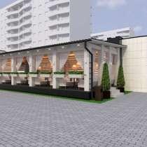 Дизайн и проектирование помещений и фасадов зданий, в г.Гомель