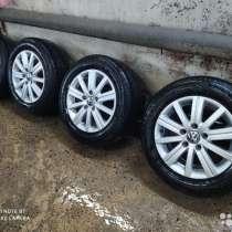 Оригинальные колеса на Volkswagen Golf 6 R15, в Москве