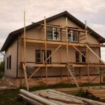 Дома и бани и их отделка, в Костроме