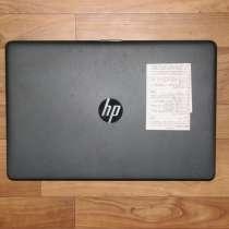"""Ноутбук HP 15.6"""": гарантийный, с чеком и упаковкой, в Омске"""