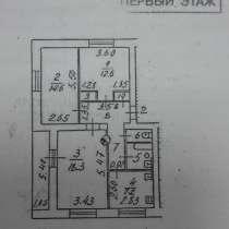 Продаётся 3-х квартира в Волог. обл. Грязовецкий р-н, в Вологде